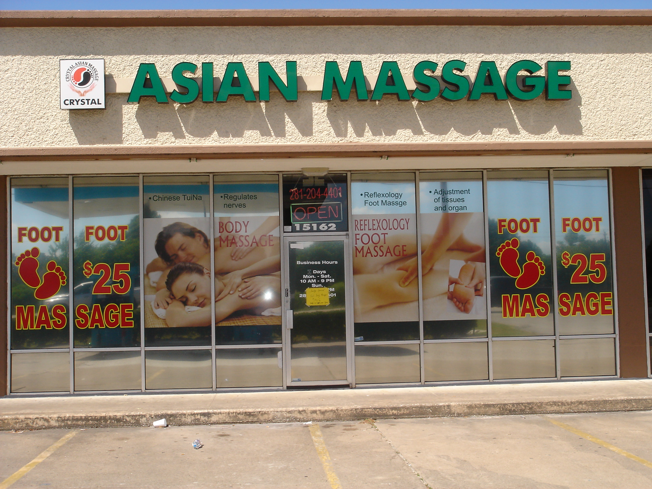 Asian massage desoto tx